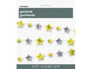 "Girlanda ""Hvězdy"" 2.74m"