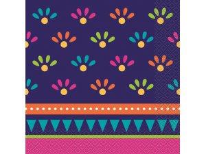 Papírové ubrousky - Fiesta, 20ks