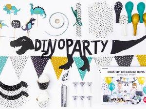 """Dekorační set na party """"Dinosaurus"""""""