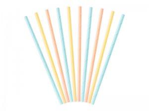 Papírová brčka - Letní barvy 10ks - big_SPP10_02_S.jpg