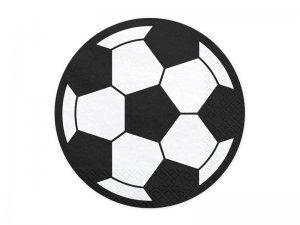"""Papírové ubrousky """"Fotbalový míč"""" 20ks"""