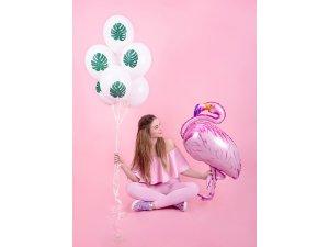 "Balónek pastel 30cm potisk ""Aloha - listy"", 6ks - big_SB14P-296-008_03_S.jpg"