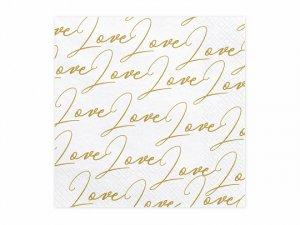 """Papírové ubrousky """"Nekonečná láska"""" 20ks"""
