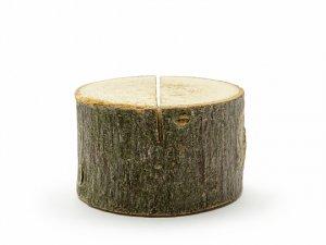 Dřevěné podstavce na jmenovky 6ks