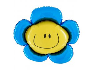 """MINI 14"""" Květina s úsměvem"""