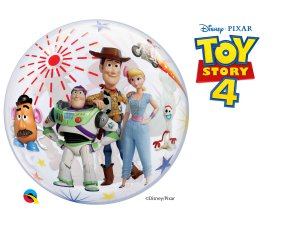 """22"""" bublina - TOY STORY 4"""