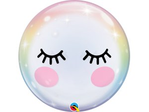 "22"" bublina - Řasy"