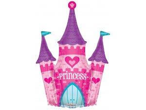 Balónek 91cm - Princeznin hrad