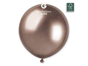 "Balónek 48cm/19"" #096 ROSE GOLD"