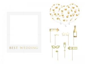 Sada pro fotokoutek - Nejlepší svatba