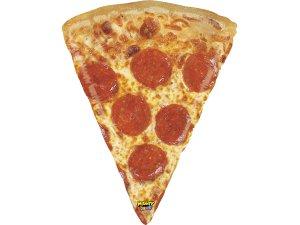 """34"""" Pizza - Fóliový balónek (86 cm)"""