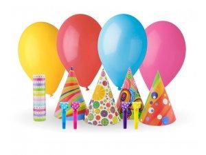 Párty set s balónky