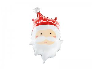"Foliový balónek ""Santa Claus"""