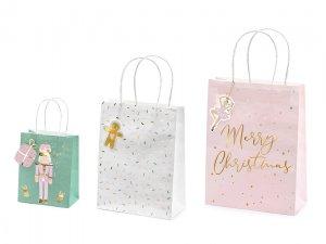 Dárková taška - Vánoční sada 3ks