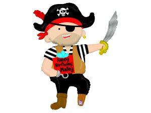 "44"" Pirát - Fóliový balónek"