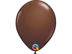 "Balónek Qualatex 13cm/05"" čokoládový"