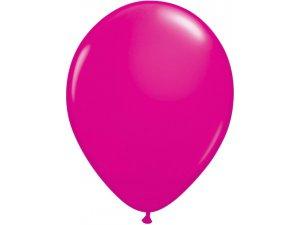 """Balónek Qualatex 13cm/05"""" višňový"""