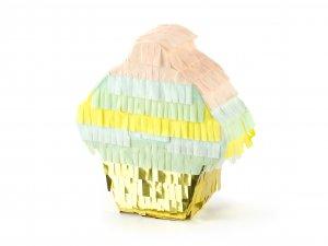 Pinata - Cupcake, 9x10x3.5cm