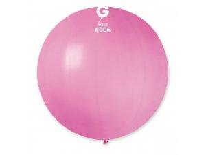 "Balónek 80cm/31"" #006 růžový"