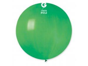 "Balónek 80cm/31"" #012 zelený"
