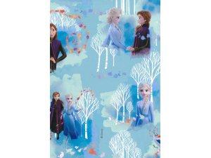 Balící papír Ledové království 2 x 0,70 m