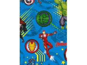 Balící papír Marvel 2 x 0,70 m