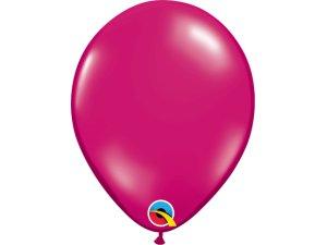 "Balónek Qualatex 13cm/05"" purpurový"