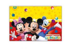 Plastový ubrus Disney Mickey 120x180cm