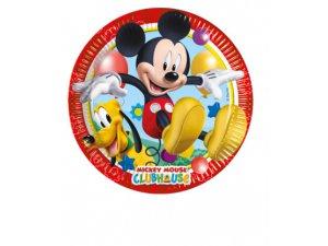 Papírové talíře Disney Mickey 20cm/8ks