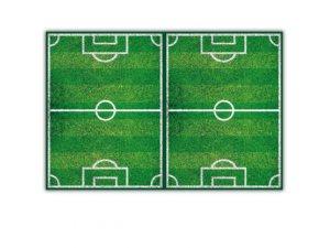 Plastový ubrus fotbal 120x180cm