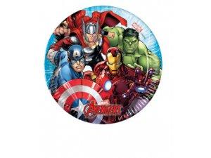 Papírové talíře - Avengers 20cm/8ks