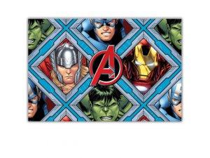 Plastový ubrus Avengers 120x180cm