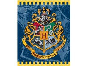 Taška igelitová na dobroty Harry Potter 8ks