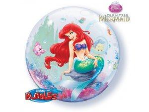 """22"""" bublina - MALÁ MOŘSKÁ VÍLA - Malá mořská víla QUALATEX2_60166.jpg"""
