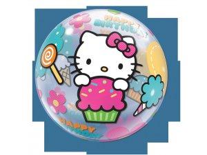 """22"""" bublina - HELLO KITTY - 1.NAROZENINY - Qualatax_bublina22_hello kity narozeniny212865.jpg"""