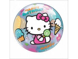 """22"""" bublina - HELLO KITTY - 1.NAROZENINY"""