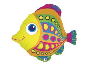 Fóliový balónek - Ryba 69cm