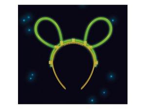 Čelenka svítící - Myška 19x18cm
