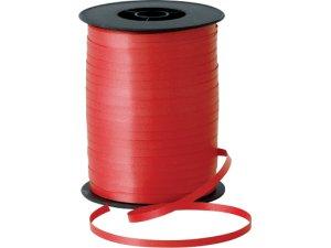 Stuha 5mm x 500m červená