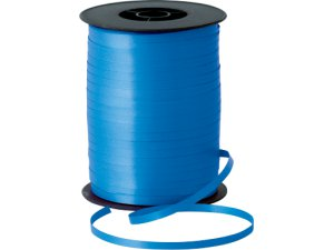 Stuha 5mm x 500m modrá