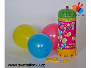 Helium 1,8 Ltr jednorázové plynové láhve