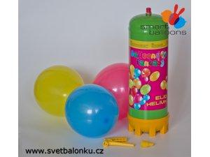 Helium 2,2 Ltr jednorázové plynové láhve