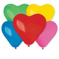 Balónky srdce