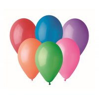 Balónky pastelové 33 cm