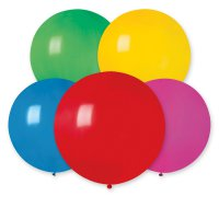 Balónky pastelové 80 cm