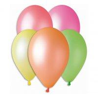 Balónky metalické & neonové 26 cm