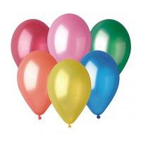 Balónky metalické & neonové 30 cm