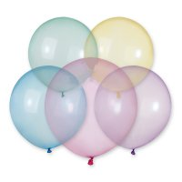 Balónky metalické & neonové 48 - 100 cm