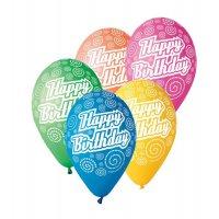 Balónky narozeninové