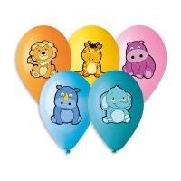 Balónky dětské motivy